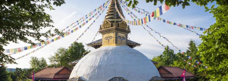 Nepal Himalaya Pavillon